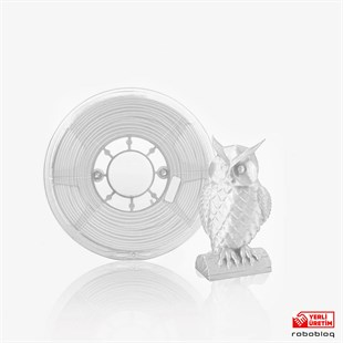 İthal Beyaz PLA Filament 1.75 mm Plus