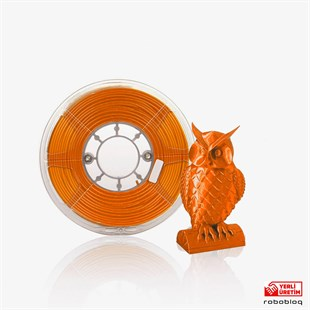 Robobloq Turuncu PLA Filament 1.75 mm Plus