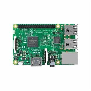 Raspberry Pi 3 Model B Kombo Kit