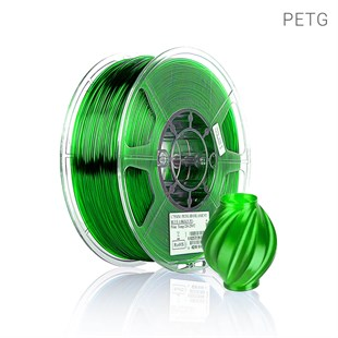 Yeşil PETG Filament 1.75 mm Plus 750 GRAM